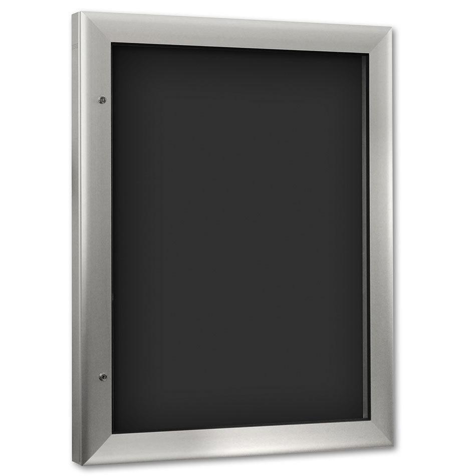 Doppeltür außen  Aussen-Schaukasten Vario Plus Curve Hochformat 9 x DIN A4 kaufen